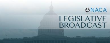 NACA legislative broadcast