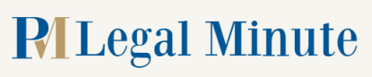 PM Legal Minute Logo
